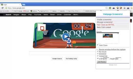 web-page-screen-shot