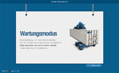 メンテナンス中ページが簡単に作成できるWordPressプラグイン「WP Maintenance Mode」