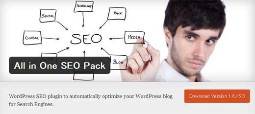 WordPressのSEO対策はこれ1つでOK!?内部SEOプラグイン「ALL in One SEO Pack」