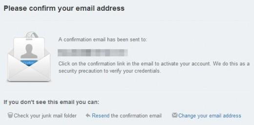 BOXメール確認