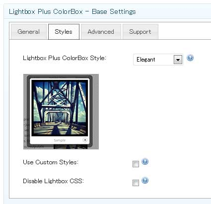 lightbox-settings