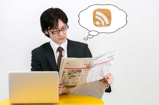RSSフィードが存在することを知らせるためのlinkタグ