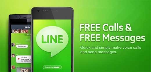 LINE関連アプリ全まとめ~LINE絡みのアプリ全部紹介しちゃいます~
