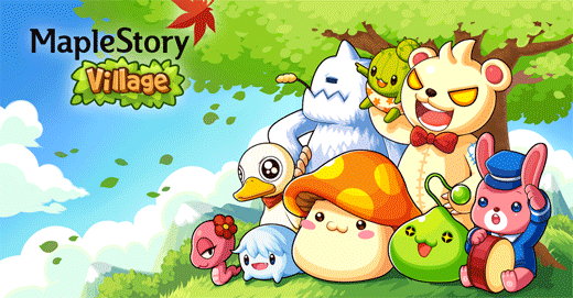 LINE MapleStory Village