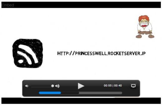 動画の挿入