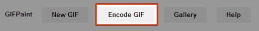 Encode GIF