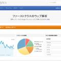Googleアナリティクスに新規サイトを登録する手順