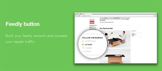 3ステップで完了!Feedlyに追加するボタンをブログに設置する方法