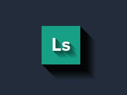 ロングシャドウのCSSが簡単に作成できるジェネレーター「Long Shadows Generator」