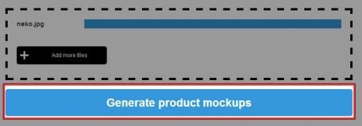generate product mockups