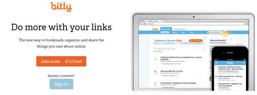 簡単に短縮URLが生成できるWEBサービス「bitly」の使い方と登録手順