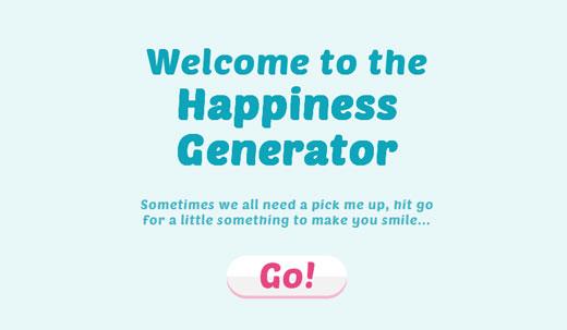 これは癒される!かわいい動物たちの画像を生成してくれる「The Happiness Generator」