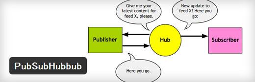 ハブの追加も可能!検索エンジンなどに更新情報を即座に通知してくれるWordPressプラグイン「PubSubHubbub」