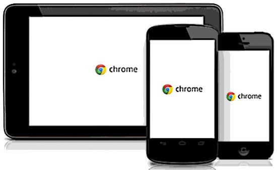 Google Chromeのユーザーエージェントを変更する手順