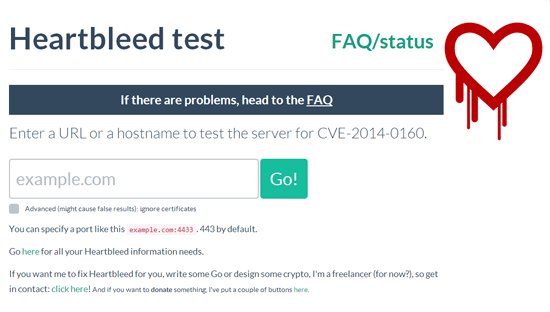 heartbleed-test