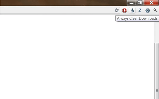 Always Clear Downloads
