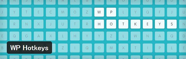 WordPress管理画面のメニューにショートカットキーを割り当てることができるプラグイン「WP Hotkeys」
