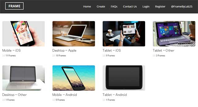 PC・スマホ・タブレットへのはめ込み画像が簡単に作成できる「Awesome Product Shots」