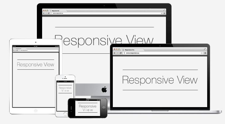 レスポンシブサイトの表示チェックに!色んなデバイスでの表示を一括して確認することができる「Responsive View」