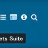 ダッシュボードに様々な情報を表示することができるWordPressプラグイン「Dashboard Widgets Suite」