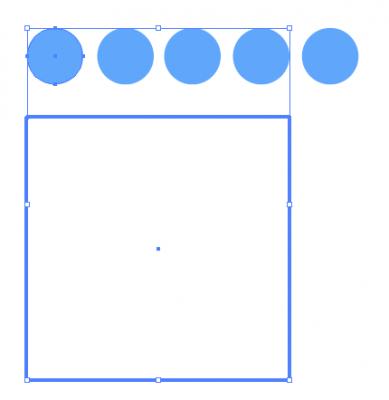 正方形と円の選択