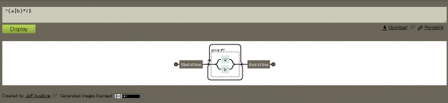 正規表現の可視化