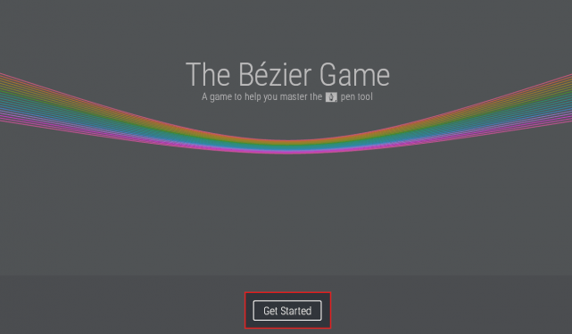 The Bézier Gameの遊び方