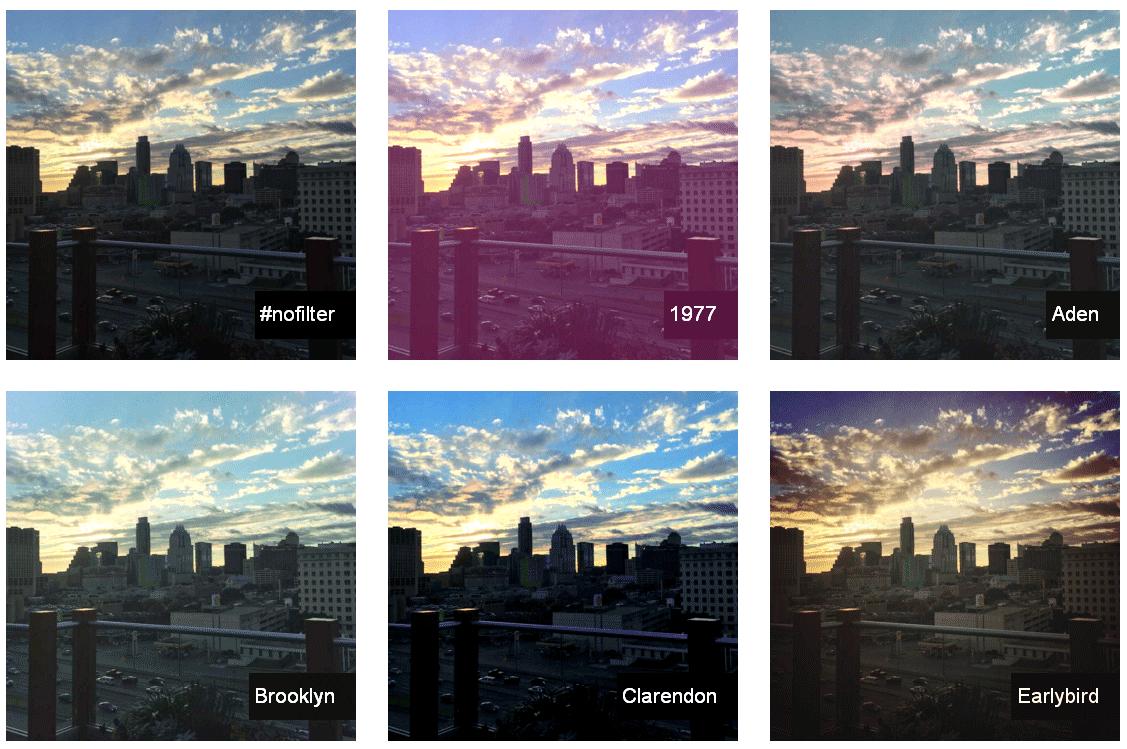 写真にInstagram風のフィルターを適用することができる「CSSgram」