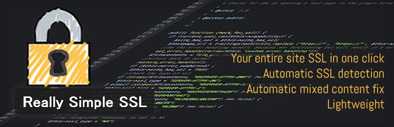 手間なくサイト全体を常時SSL化することができるWordPressプラグイン「Really Simple SSL」