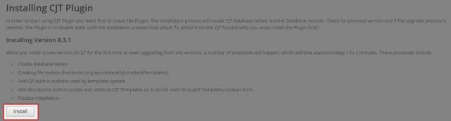 CSS & JavaScript Toolboxのインストール