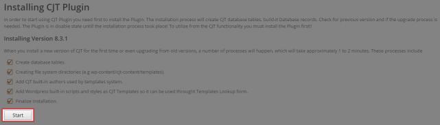 CSS & JavaScript Toolboxのインストール開始