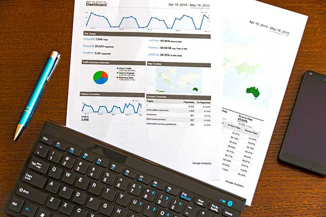 新しくなったGoogleアナリティクスのユーザーインターフェースでレポートのデフォルト表示期間を変更する方法