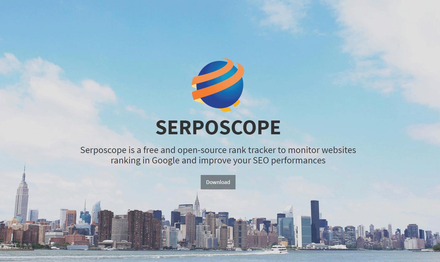 無制限にサイトとキーワードが登録できる検索順位チェックツール「Serposcope」