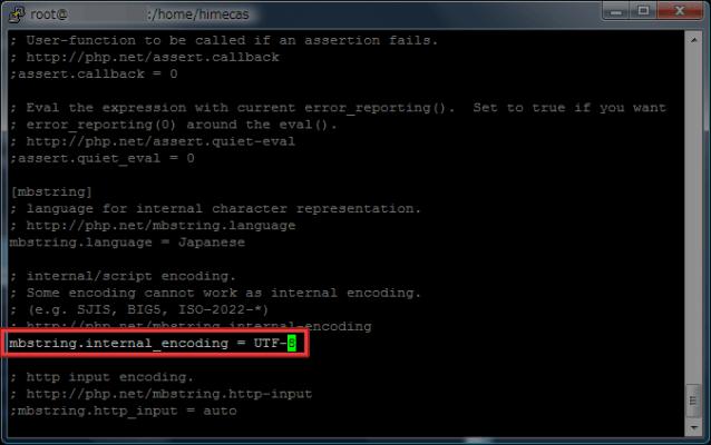 mbstring.internal_encoding = EUC-JP