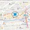 サイトに埋め込むGoogleマップにオリジナルのアイコンを表示させる方法