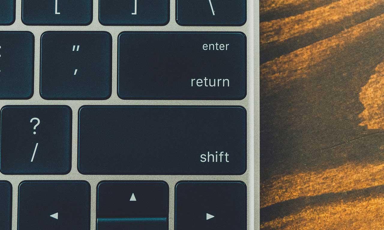 [WordPress] 記事作成時のEnter押下の挙動を変更する方法