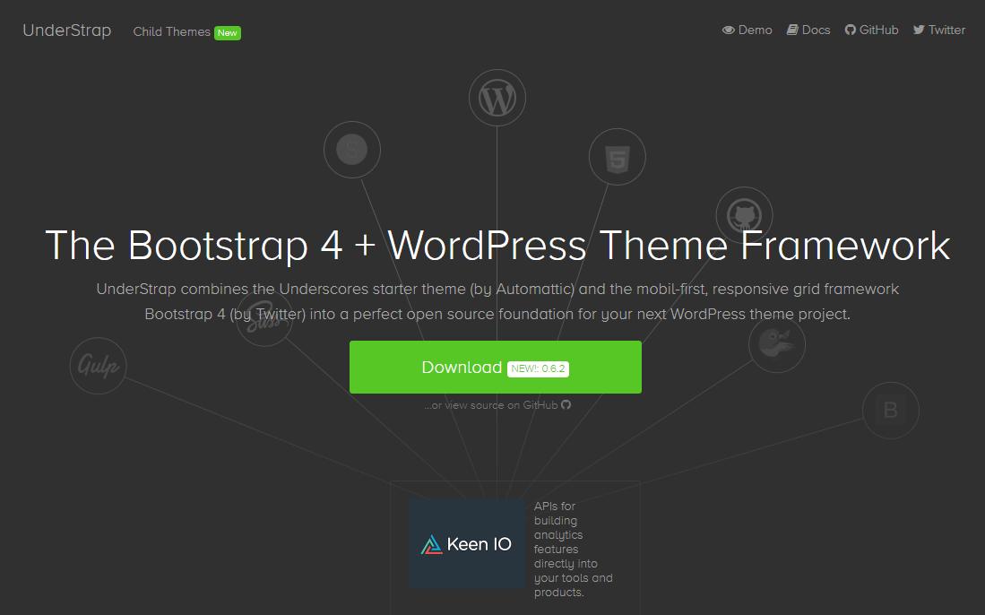 レスポンシブ対応のWordPressブランクテーマ/スターターテーマ11選