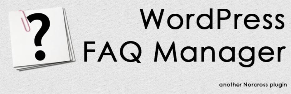 簡単にFAQが作成できるWordPressプラグイン「FAQ Manager」