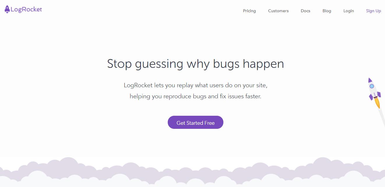 サイトへ訪問したユーザーの行動を動画で記録してくれるWEBサービス「LogRocket」