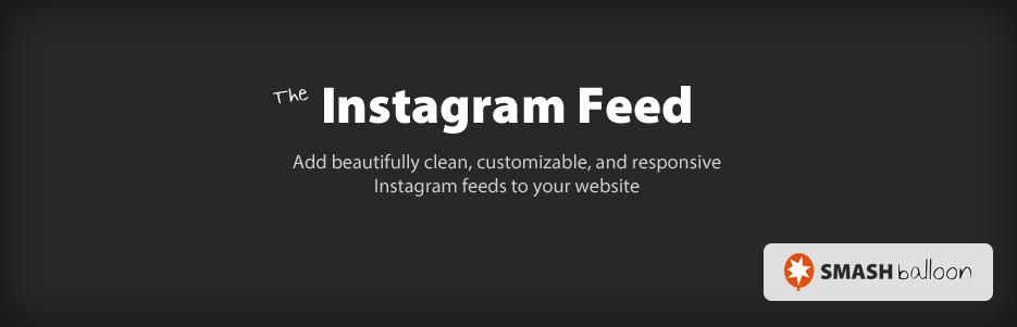 Instagramの投稿をサイトに埋め込むことができるWordPressプラグイン「Instagram Feed」