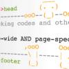 ヘッダーやフッターに管理画面上からコードを追加することができるWordPressプラグイン「AddFunc Head & Footer Code」