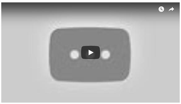 埋め込み動画が削除された場合
