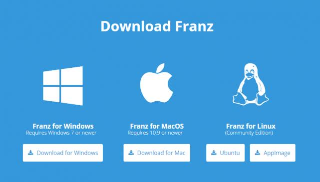 Franzのダウンロード