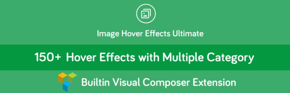 画像にホバーエフェクトを加えることができるWordPressプラグイン「Image Hover Effects Ultimate」