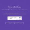 URLを入力するだけでページ全体のスクリーンショットを撮ってくれるWEBサービス「Screenshot Guru」
