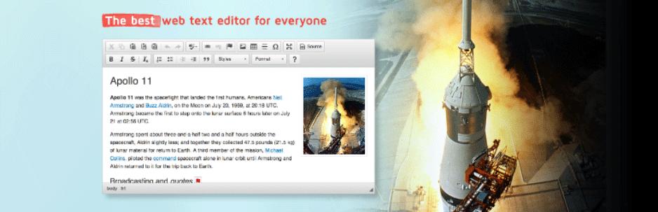 WordPressの投稿エディタを強化できるプラグイン「CKEditor for WordPress」