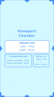 Viewport Checker