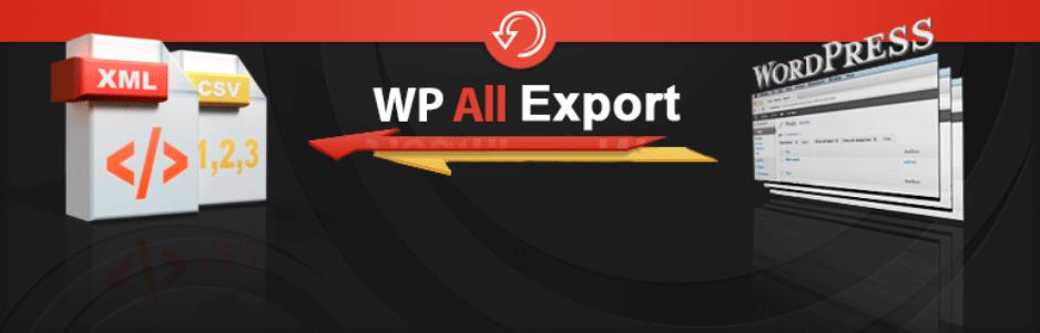 投稿や固定ページの一覧をCSVやXMLでエクスポートできるWordPressプラグイン「Export WordPress data to XML/CSV」