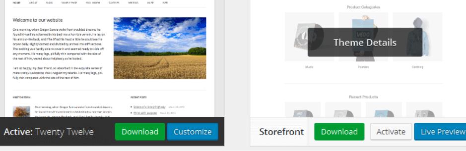 テーマのファイル一式を管理画面上からダウンロードできるようにするWordPressプラグイン「Download Theme」