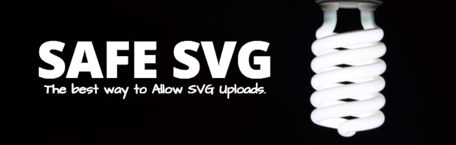 SVGをアップロードできるようにしてくれるWordPressプラグイン「Safe SVG」